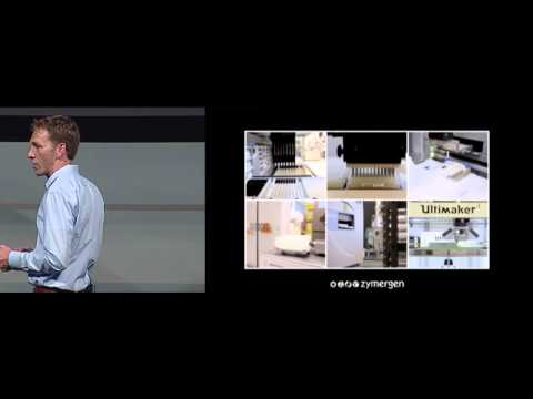 "Zach Serber: Designing a Million Genomes (DARPA ""Wait, What?"")"