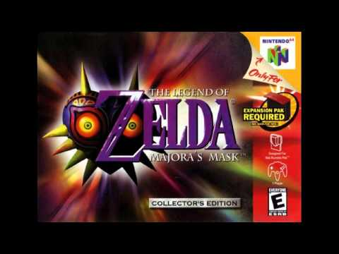 The Legend of Zelda: Majora's Mask - Elegy of Emptiness