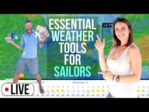 Weather Essentials for Sailors & Cruisers  | Atticus Live