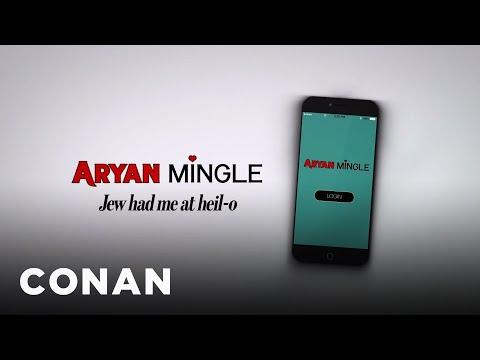 Introducing: Aryan Mingle  - CONAN on TBS