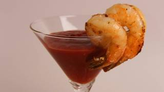Shrimp Cocktail Recipe - Laura Vitale - Laura in the Kitchen Episode 316