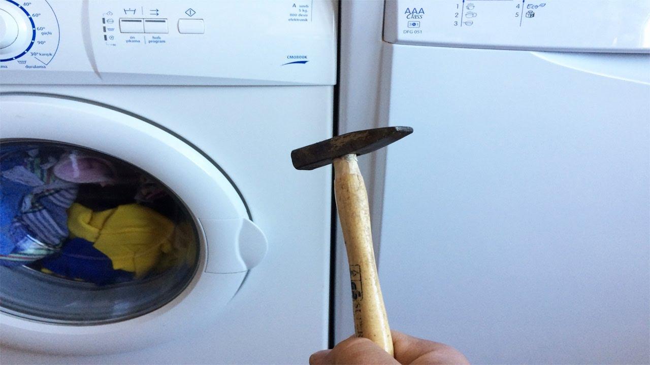 Çamaşır makinesi hortumu nasıl bağlanır