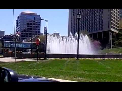 Kansas City, the City of Fountains