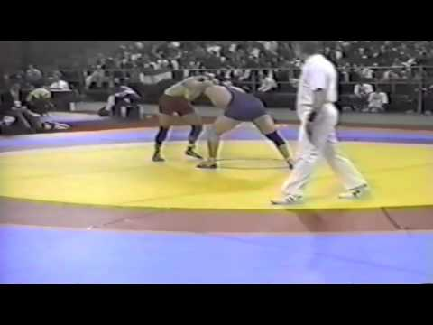 1994 World Cup: 100 kg Greg Edgelow (CAN) vs. Oemer Aslantas (TUR)