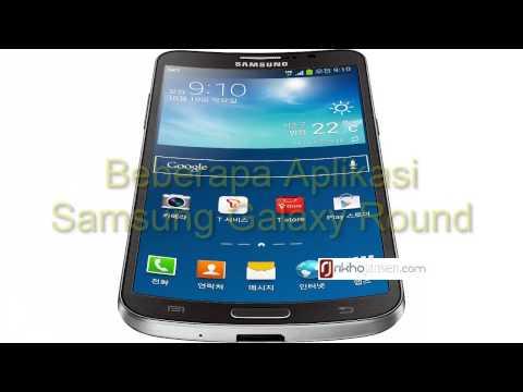 Samsung Galaxy Round G910s Harga n Spesifikasi Layar Lengkung Unik