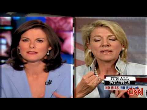 Lady Lynn Forester de Rothschild gets schooled on CNN