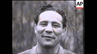 Max Baer Reveals His Opinion Of Braddock's Chances.