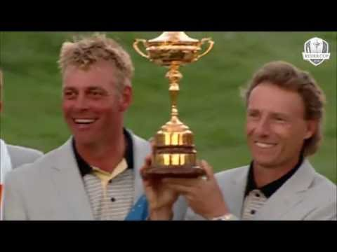 Ryder Cup Review - 2004 Oakland Hills