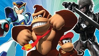 Top 10 Video Game Spin Offs