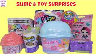 Num Noms Toys Slime Tvaction Info