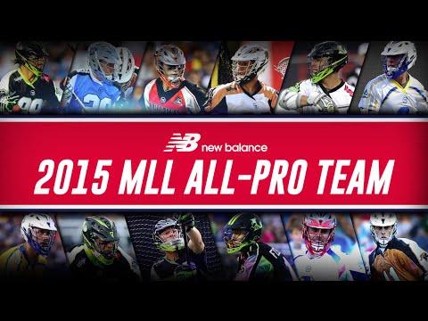 2015 New Balance ALL-MLL Team
