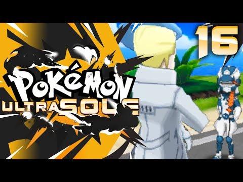 ACROMIO ALLEATO DELL'ULTRAPATTUGLIA? - Pokemon Ultrasole ITA - Episodio 16 !