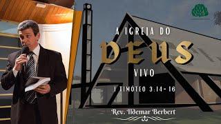Culto a Noite - 30/05/2021 - Rev. Ildemar