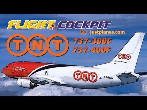 TNT Airways Boeing 737 Freighter