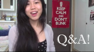 A Silly Song and Q&A - QUESTIONS