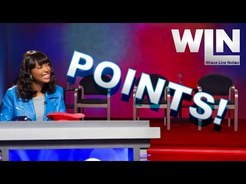Aisha Tyler Point Count - Whose Line is it Anyway?