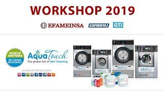Primer Workshop Sistema Aquatouch / Girbau - Efameinsa