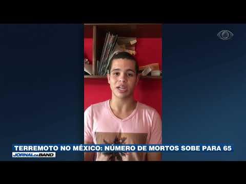 Sobe O Número De Mortos Em Terremoto No México