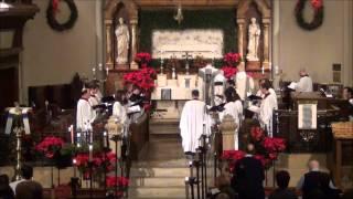 The Introit - Laetentur Coeli by William Byrd @ St. John