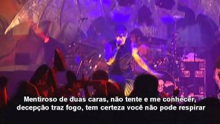 Gambar cover Avenged Sevenfold -Trashed and Scattered - Live - Legendado PTBR 720p HD