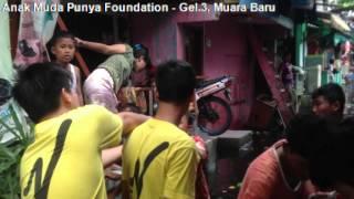 Anak Muda Punya Foundation - Bantuan Gel. 3 ke Muara Baru #JakartaFlood