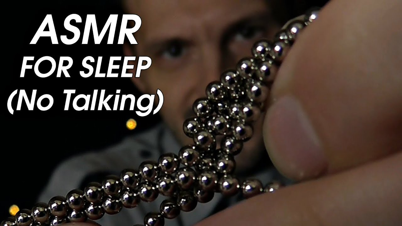 1 Hour No Talking ASMR For Sleep