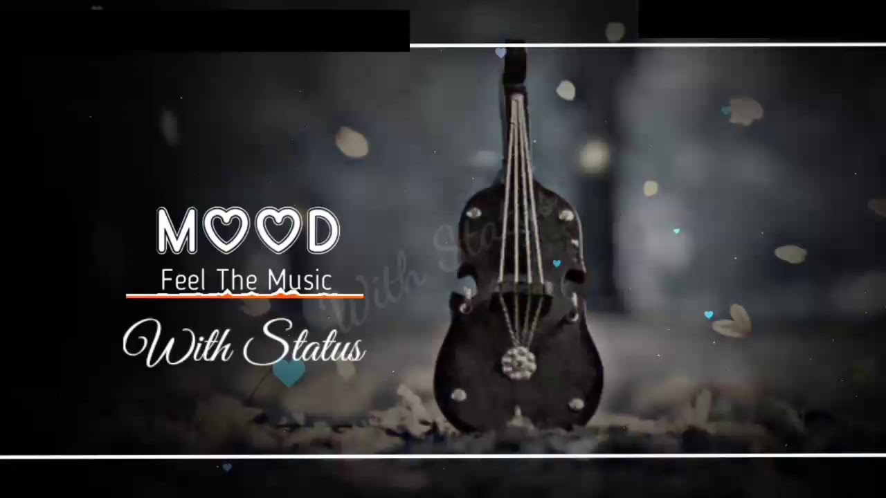 Mood Feel The Music Whatsapp Status Best For With Status Creator Youtube