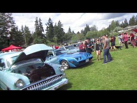 Canada Day Car Show 2018 / Salt Spring Island