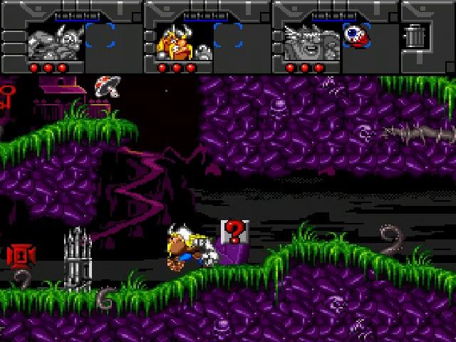 Jouez à The Lost Vikings 2 sur Super Nintendo grâce à nos Bartops Arcade et Consoles Retrogaming