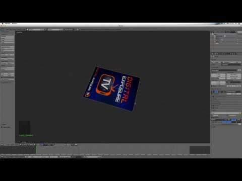 (Blender tutorial) Import images CORRECT ASPECT RATIO in the exact size and shape quick and easy
