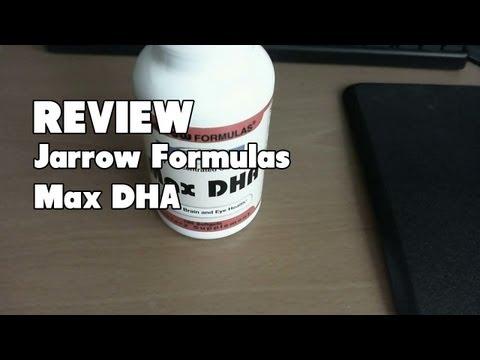 [REVIEW] Jarrow Formulas Max DHA