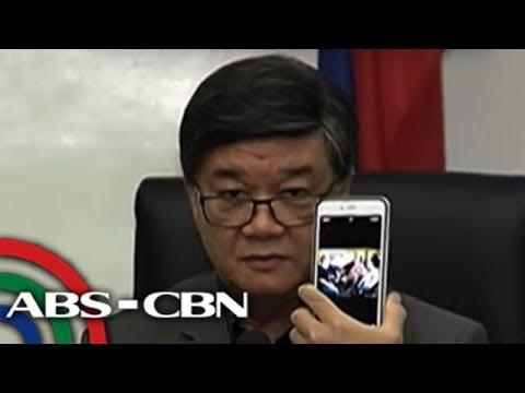 TV Patrol: Aguirre, binatikos sa pagdawit ng ilang taga-oposisyon sa Marawi clash