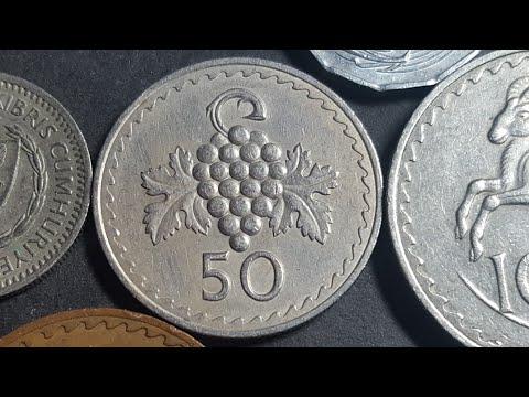 Cyprus 1963-1982 Nice Coins