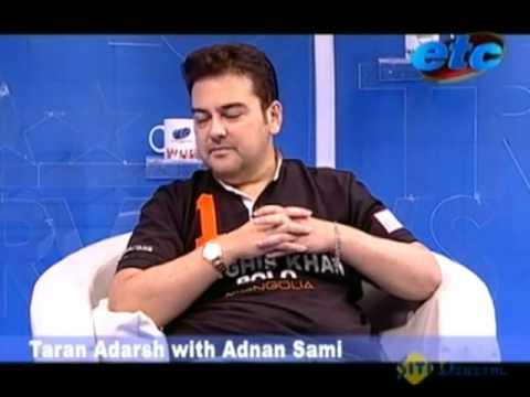 Adnan Sami reveals his controversial life.