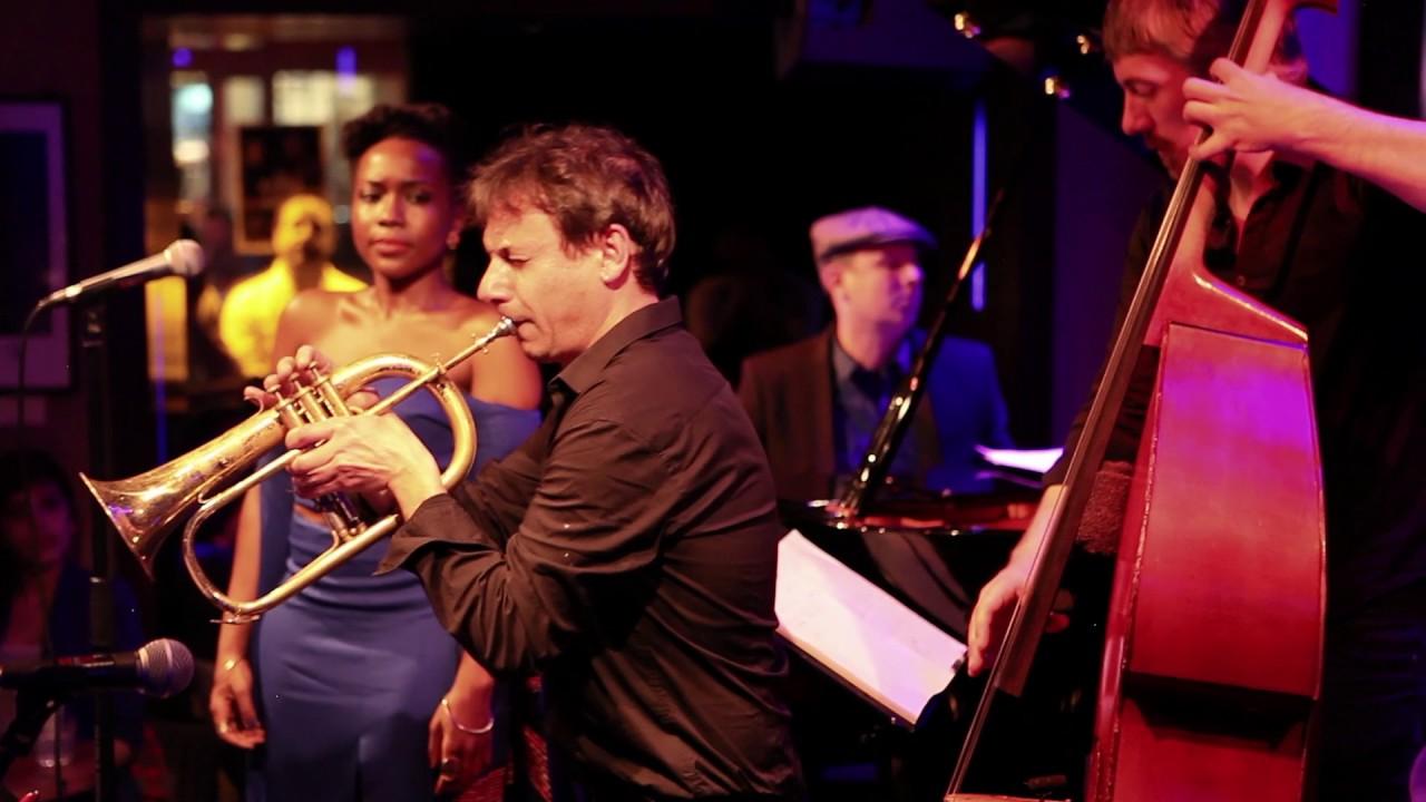 Shola Adisa-Farrar & Florian Pellissier Quintet LIVE in PARIS