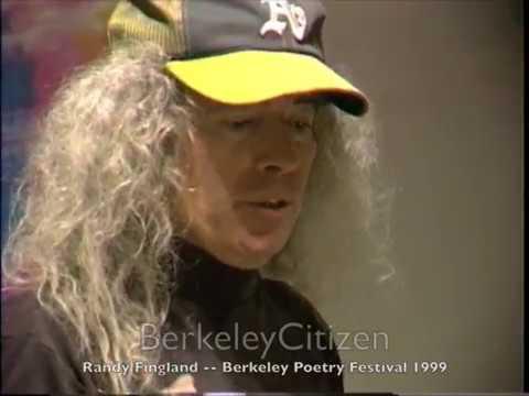 Randy Fingland - Berkeley Poetry Festival 1999