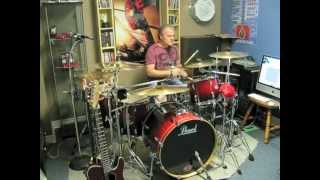 You Can Go Your Own Way - Drum Cover By Domenic Nardone