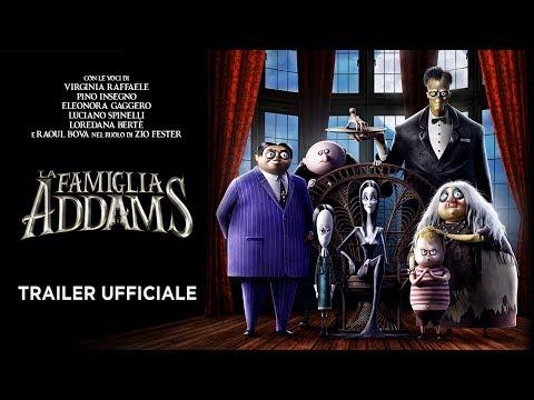 La famiglia Addams - Teaser trailer italiano ufficiale [HD]