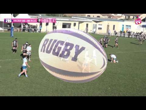 Rugby Honneur RCRP vs RC EYMEUX