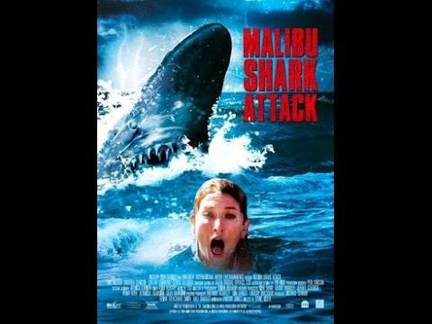 Week 45 (Shark Week): Moodz616 (Fill-In) Reviews: Malibu Shark Attack (2009) poster