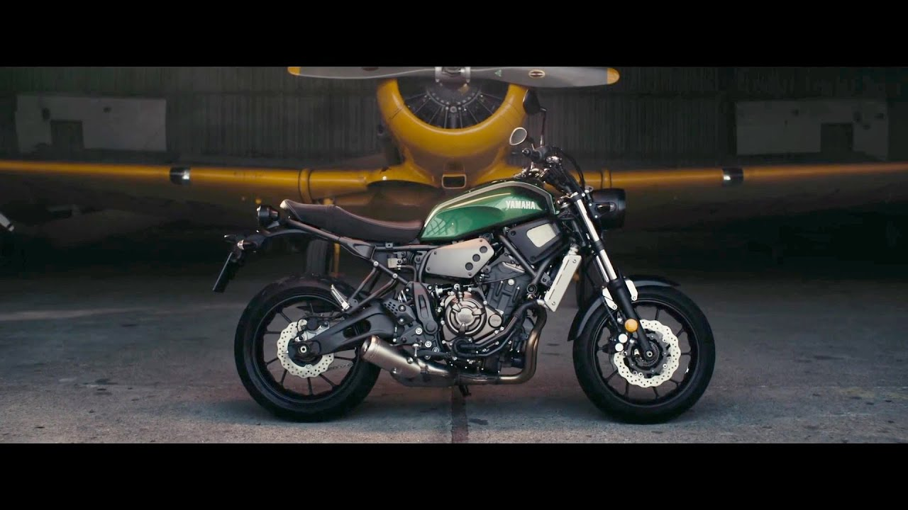 yamaha xsr700 born tomorrow 2015 official youtube. Black Bedroom Furniture Sets. Home Design Ideas
