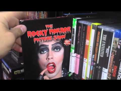 Horror Blu Ray Collection Overview: Part 3 (Synapse Films, Code Red, Criterion, Scorpion e