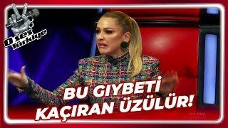 Hadise'den O Ses Hollanda Gıybeti! | O Ses Türkiye 24. Bölüm