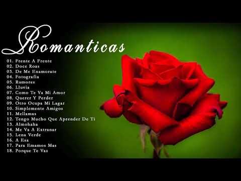 Baladas Romanticas Del