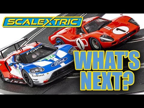 Scalextric | What's Next?