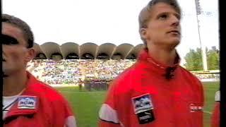 Österreich - Tschechische Republik 1:0 - 29. Mai 1996
