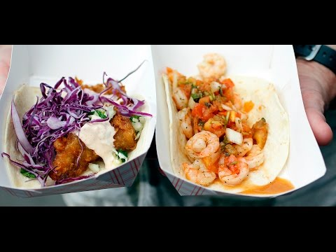 New Orleans Jazz Fest Food from A to Z