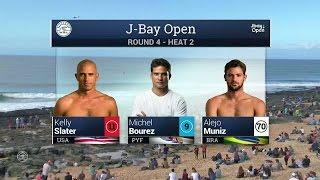 2016 J-Bay Open: Round Four, Heat 2 Video