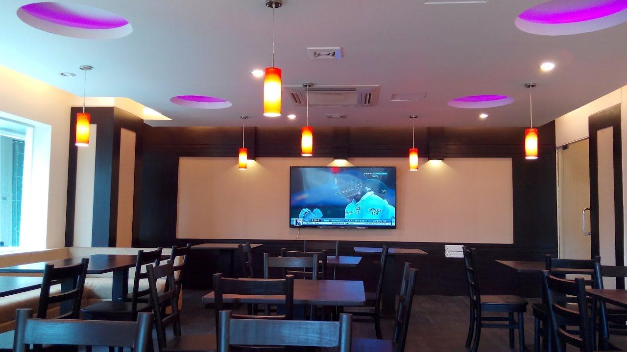 Superior Restaurant Interior Design 2017
