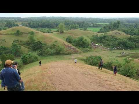 Motocross in Mindoro
